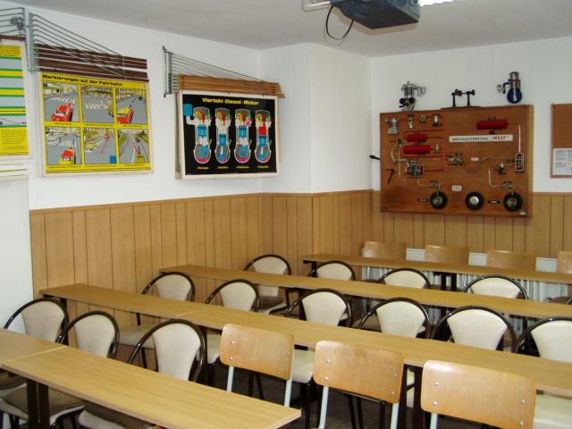 Bureaux garage auto École bertrand